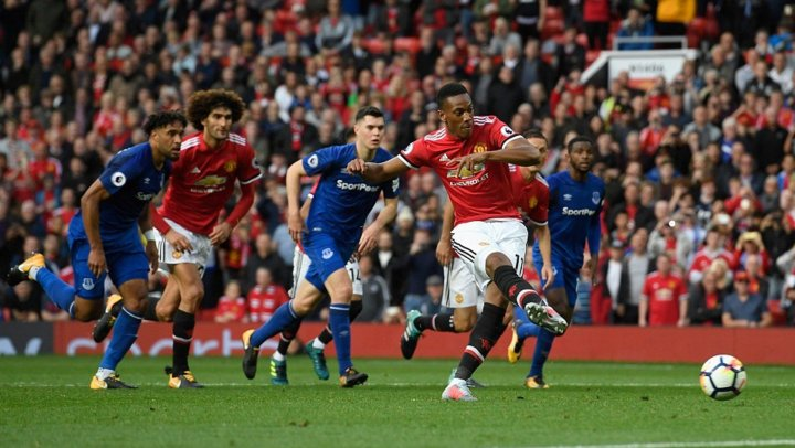 everton 5 martial